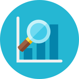 Graph-Magnifier-icon